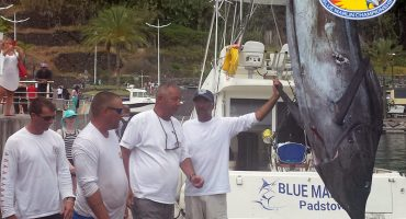 2016 Blue Marlin World Cup Winner