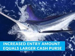 Increased Entry Amount Equals Larger Cash Purse